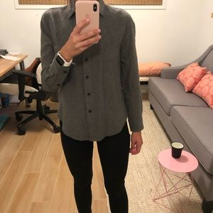 Madewell Tops - Warm button up
